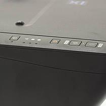 Полное решение: МФУ CANON E414 + СНПЧ Черный Печать фото текста студия принтер сканер копир подарки фотобумага, фото 3