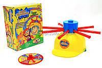 Детская настольная игра Fun Game «Вечірка мокроголових» (Вечеринка мокроголовых) 7214
