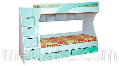 Двухъярусная кровать «Кадет», фото 2