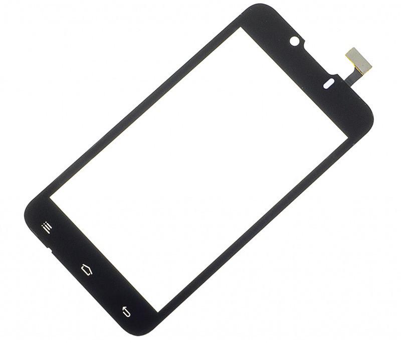 Сенсорний екран для смартфону Fly IQ441 #166100117 тачскрін чорний