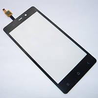Сенсорний екран для смартфону Fly IQ453 #1224TCM43E59V2.0 5415K FPC-1 тачскрін білий