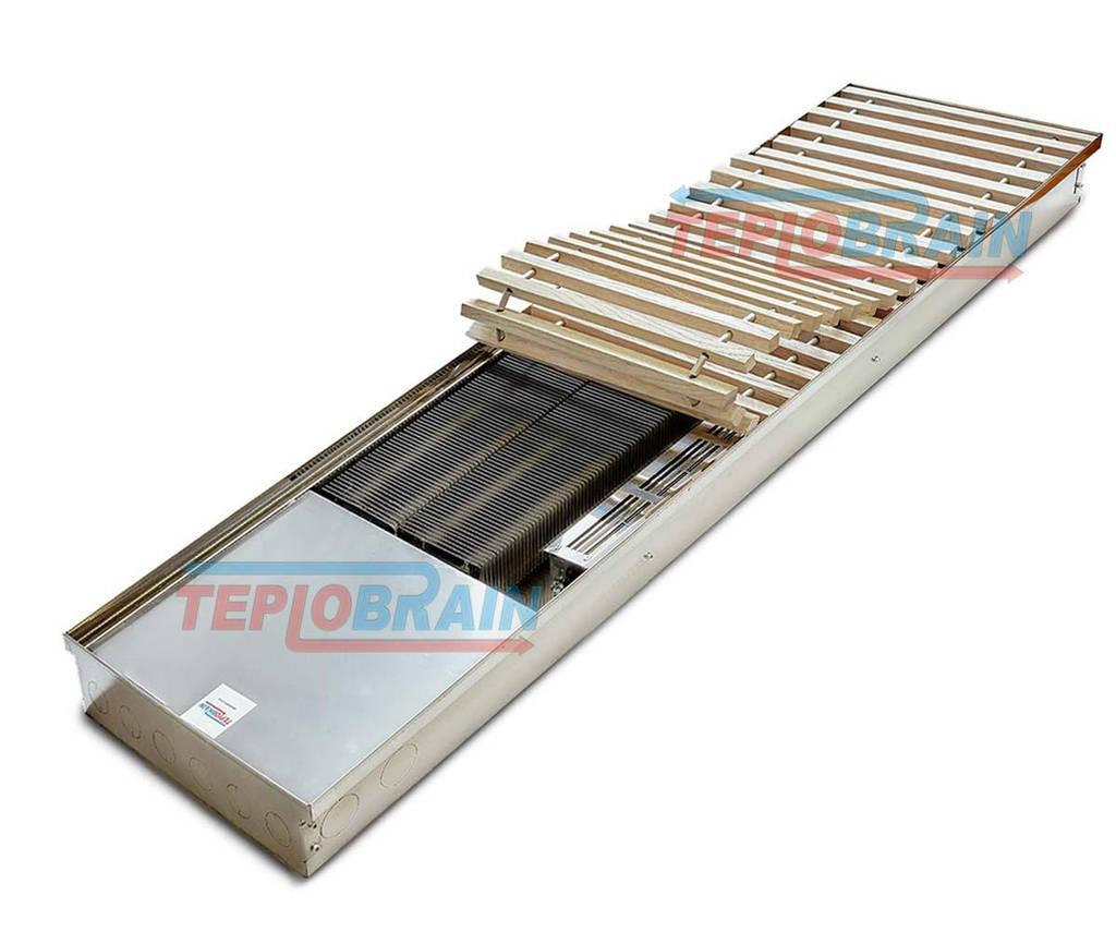 Внутрипольный конвектор с вентилятором TeploBrain SТ mini 330