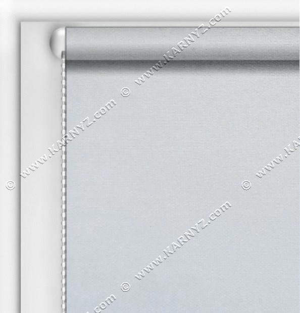 Рулонні штори Блекаут Студіо сірий світлий C-423