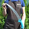 Пила ножівка шторцова стальна Greenmill 33см