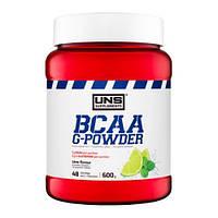 UNS BCAA G-Powder 600 g Апельсин