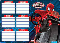 """Доска для расписания уроков """"Человек-паук"""""""