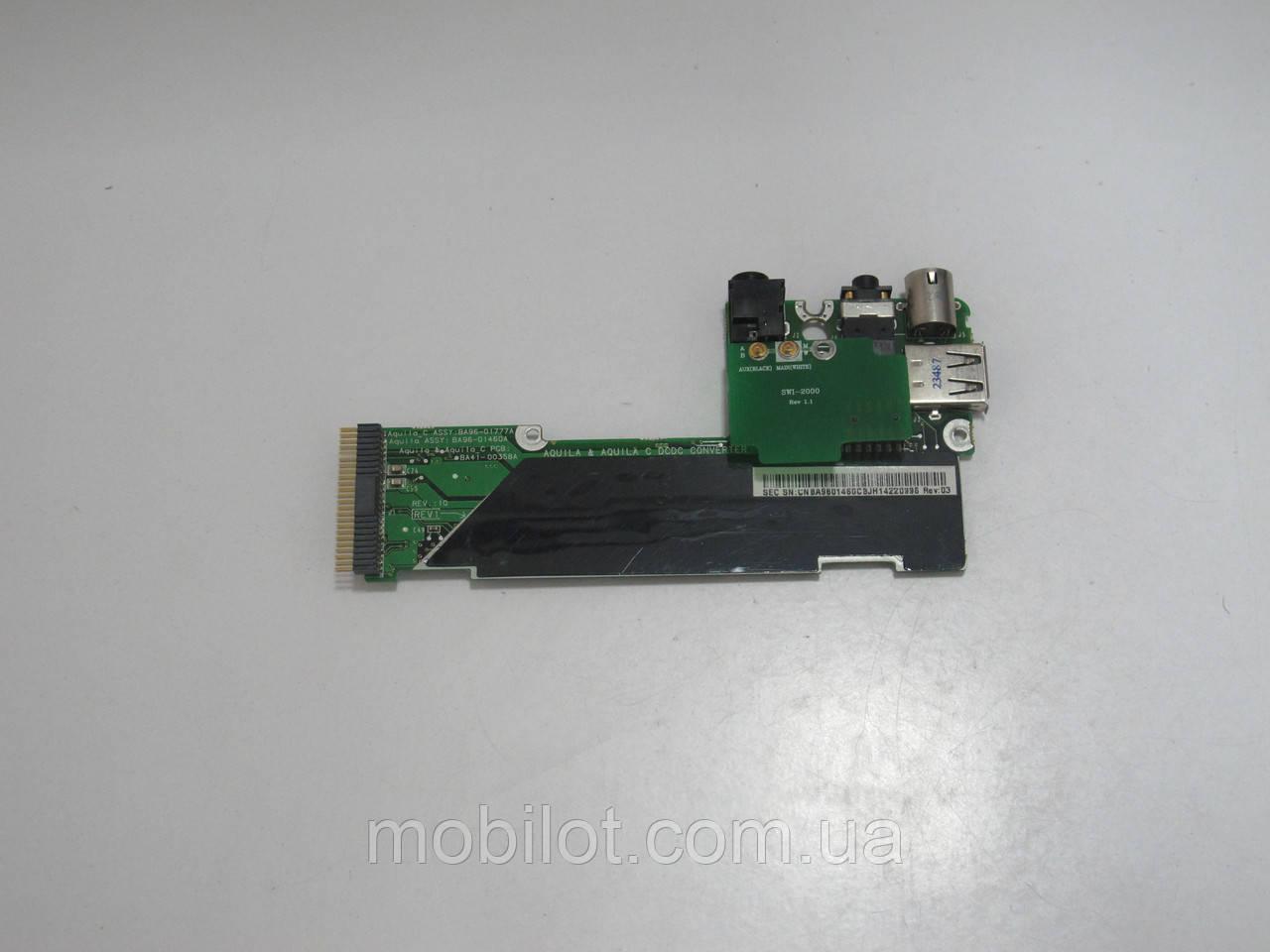 Гнездо зарядки Samsung X10 (NZ-6378)