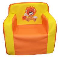 Детское кресло стульчик бескаркасное, фото 1