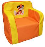Детское кресло стульчик бескаркасное, фото 2