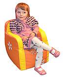 Детское кресло стульчик бескаркасное, фото 4