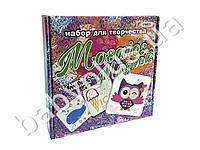 Набор для творчества MOSAICS MAGNETS (магнитная керамическая мозаика-расскраска) . Стратег