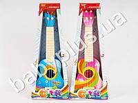 Гитара, 4 струны, 3 вида, в кор-ке