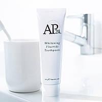 Отбеливающая фтористая зубная паста AP-24 Whitening Fluoride Toothpaste, Nu Skin, США, фото 1