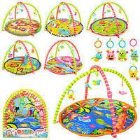 Коврик для младенца 004-5-8-13-25-29