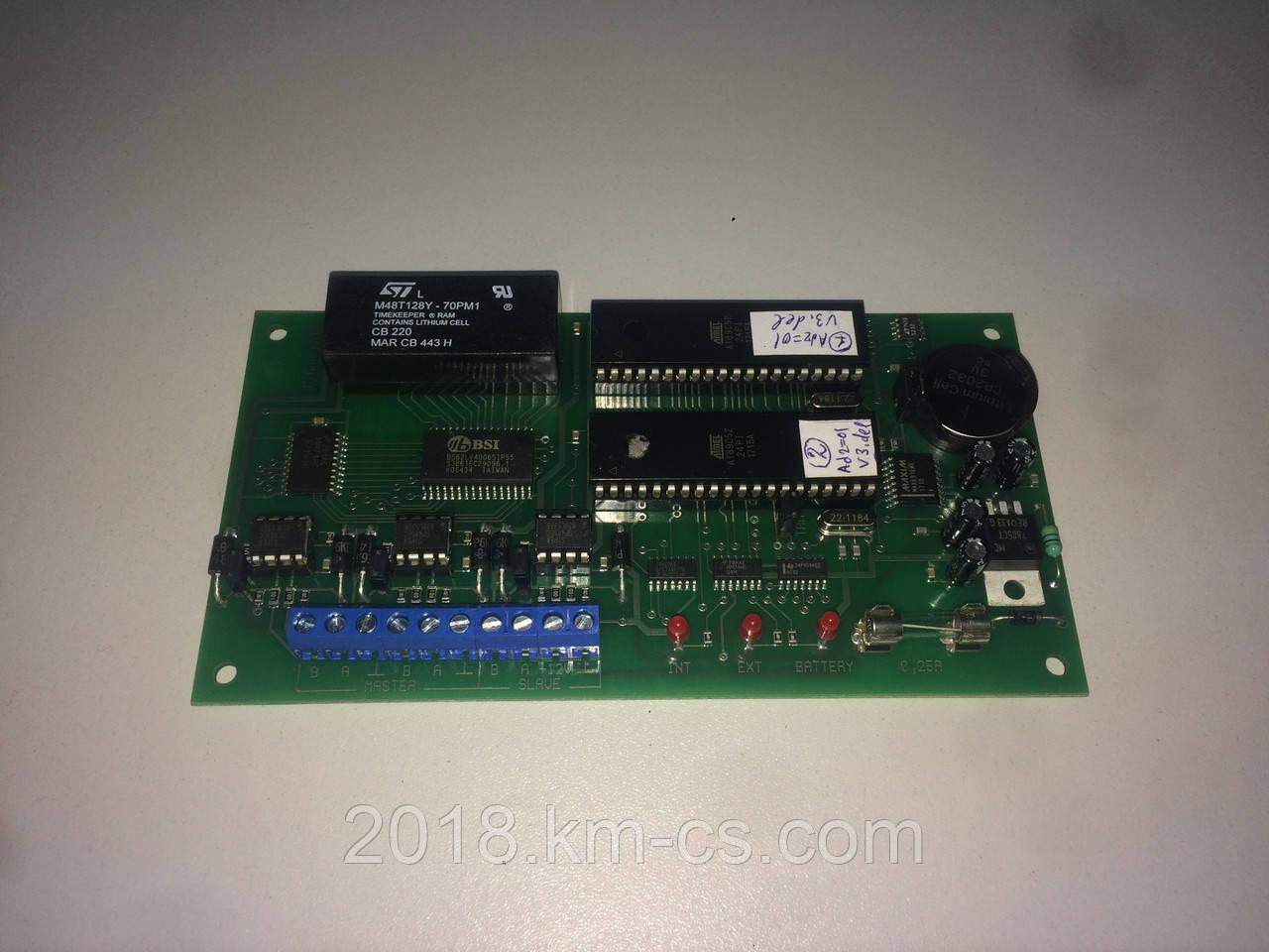 Контроллер-диспетчер Д-256