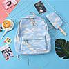 Городской рюкзак с косметичкой, фото 4