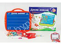 Joy-Toy Досточка магнитная азбука, в кор-ке
