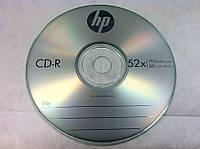 CD-R диски для аудио Hewlett-Packard Cake box 10
