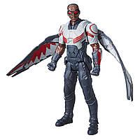Фигурка Сокол электронная. Marvel's Titan Hero Series Falcon Electronic Figure