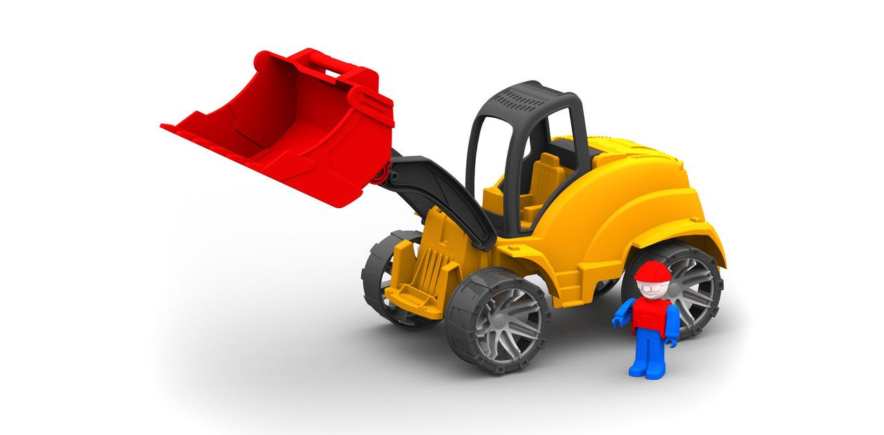 Автомобіль М4 навантажувач (у подарунковій упаковці) 006 Оріон 40x15,5x18,5 см