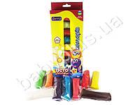 Набір для ліплення ОКТО Асорті 9 кольорів