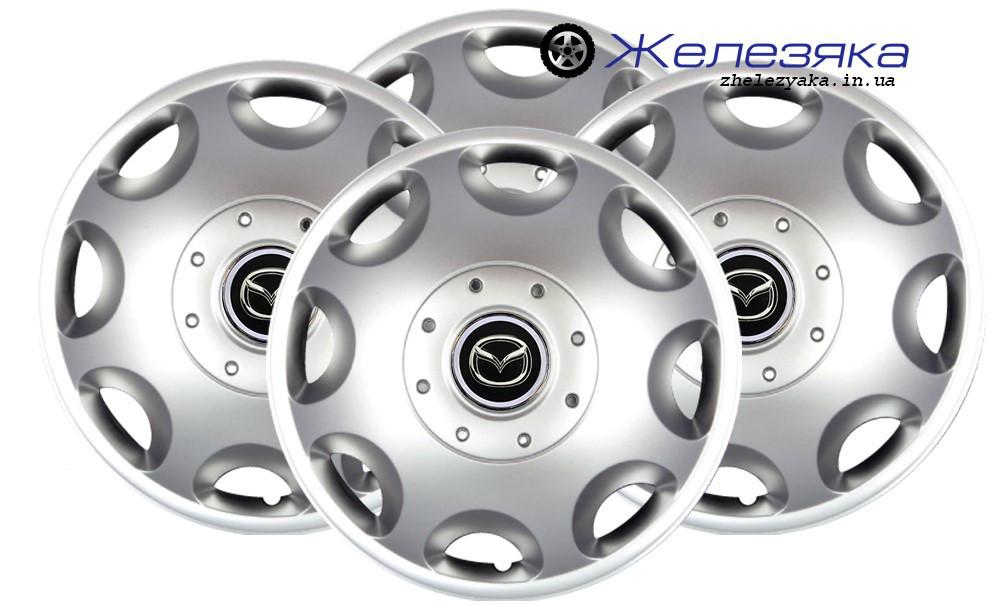 Колпаки на колеса R15 SKS/SJS №300 Mazda