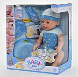 Пупс Baby Born ВL 014 А Лялька Бебі Борн, фото 4