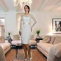 Короткое свадебное платье «Шерри Хилл»