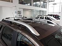 Dacia Duster 2018↗ Перемычки на рейлинги с ключом