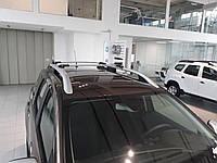 Renault Duster 2018↗ Перемычки на рейлинги с ключом