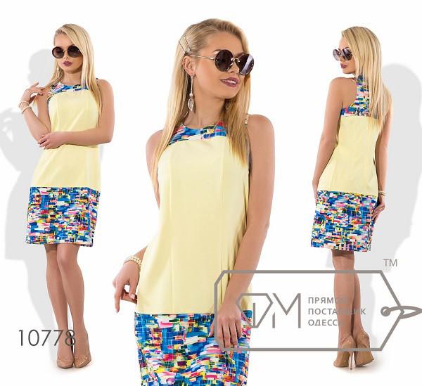 Платье  женское,норма р.S,М,L  Фабрика Моды