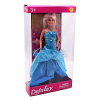 Кукла Lucy в вечернем платье с воланами (8240)