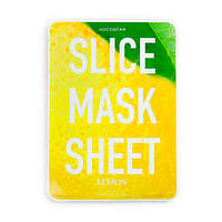 Маска-слайс Kocostar Slice Mask Sheet Lemon Лимон 20 мл