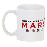 Чашка  GeekLand 30 секунд до Марса 30 Seconds to Mars