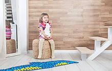 Массажный коврик с цветными камнями «Дельфин» 100х40 см, фото 3