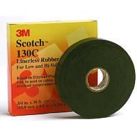 3M Scotch 130C - самовулканизирующаяся (самослипающаяся) изоляционная лента на основе ЭПР 25,0 мм х 9,1 м
