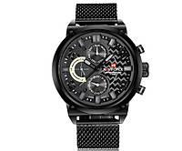 Мужские часы Naviforce 1298 (black)