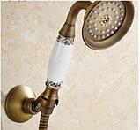 Смеситель(стойка) для ванной комнаты в бронзе   2-006, фото 2