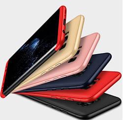 Чехол GKK 360 градусов для Samsung Galaxy S8 Plus G955
