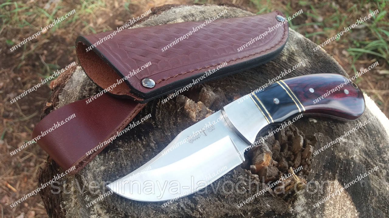Нож разделочный Хантер охотничий, туристический