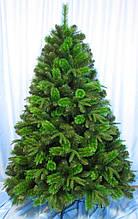 Елка искусственная Сибирская 2,4 м. купить елку