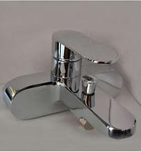 Смеситель для ванны однорычажный хром  2-008