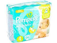 "Подгузники Pampers ""Active Baby-Dry Maxi"" (8-14 кг) 36шт"