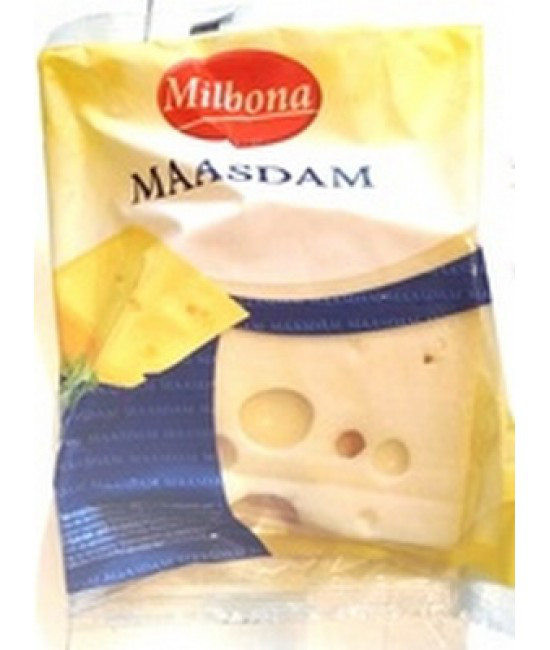 Сыр Milbona Maasdam цена за 1кг