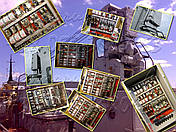 ВП, БП контроллеры управления плавучими кранами и др. судовыми механизмами, фото 3