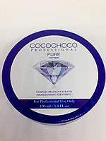 Кератин Cocochoco Pure 100мл в заводской баночке от производителя