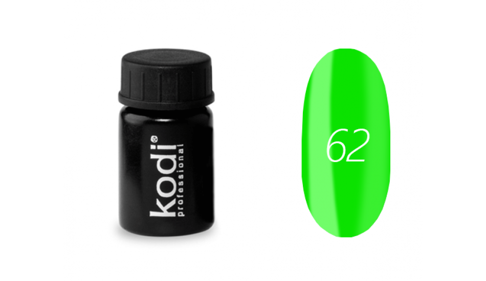 Гель-краска Kodi Professional 4 мл. №62