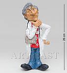 Фигурки, статуэтки профессий людей  WARREN STRATFORD