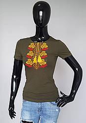 Вышиванка футболка Калина