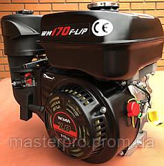 Двигатель с понижающим редуктором Weima WM170F-L New (1800 об/мин. 7 л.с.)
